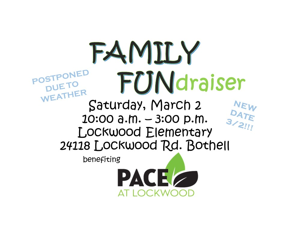 7e13ec9413a Spring PACE Program-wide Fundraiser – Saturday